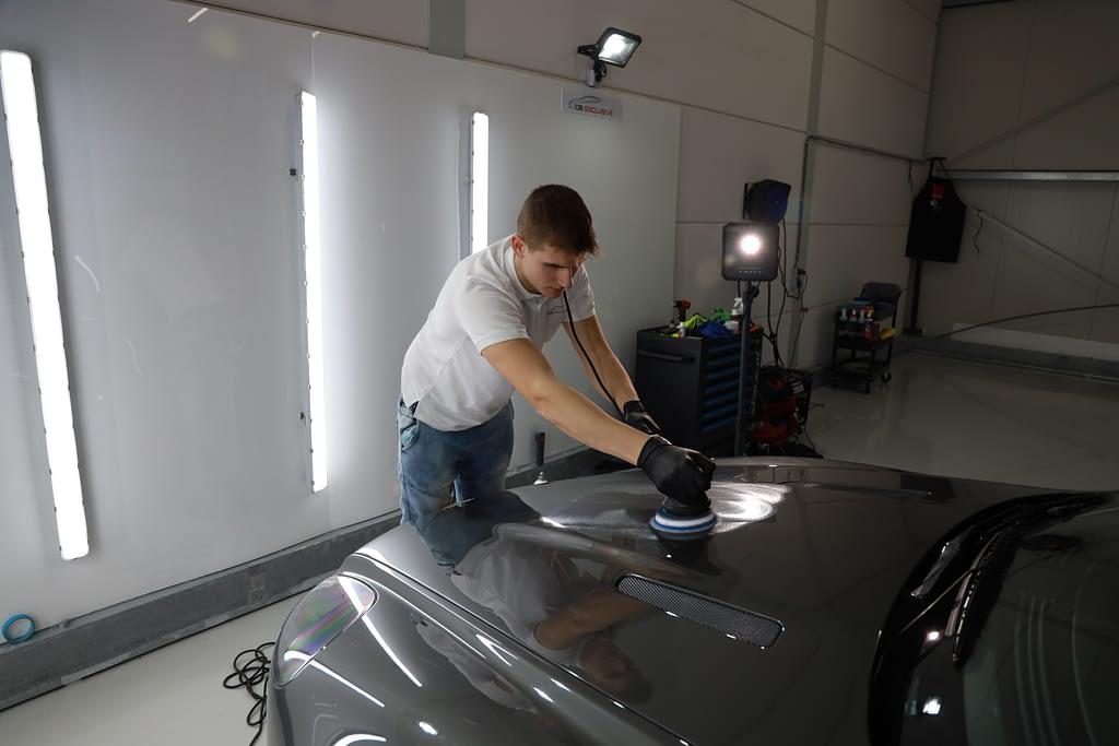 Dario Car detailing